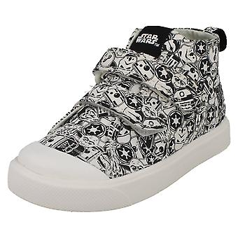 Jungen Clarks Star Wars High Top Trainer City Orbit T