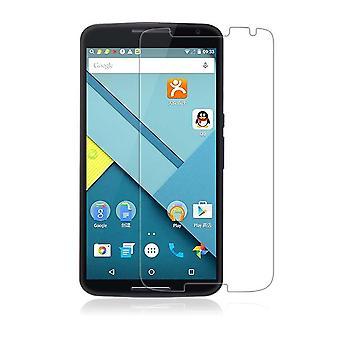 Google Nexus 6 screen Protectors Clarivue Schermbeveiligers