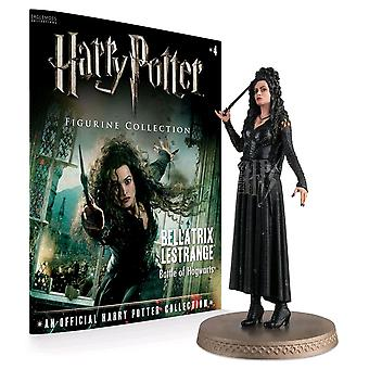 Harry Potter Bellatrix LeStrange 1:16 Figure & Magazine