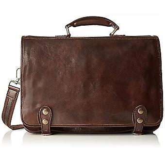 All-Fashion Hair Cbc18255agf22 Unisex Adult Brown Hand Bag (Moor's Head) 11x29x43 cm (W x H x L)
