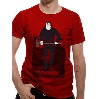 The Shining Unisex Adults Johnny T-Shirt