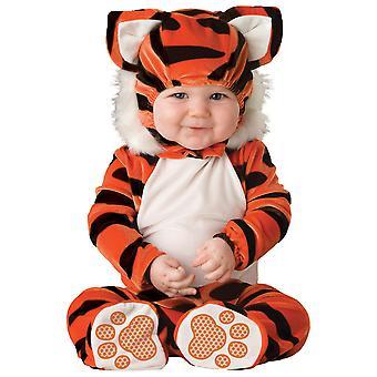 Tiger tot infantil animal Jungle Bunting infantil bebê meninos traje