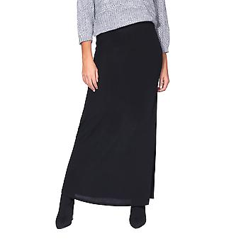 KRISP Ladies Ladies Knitted High Waist Long Bodycon A Line Winter Boho Maxi Rock Dress
