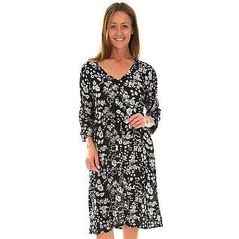 Masai klær Masai svart kjole Nora 193675784