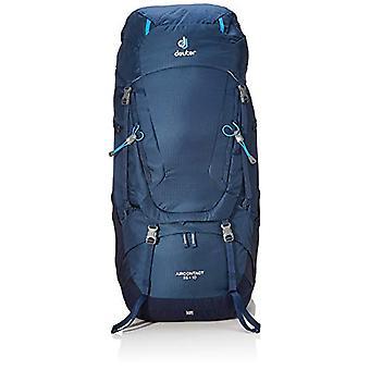 Deuter Aircontact 55-10 casual ryggsäck 822 centimeter 65 blå (Midnight-Navy)