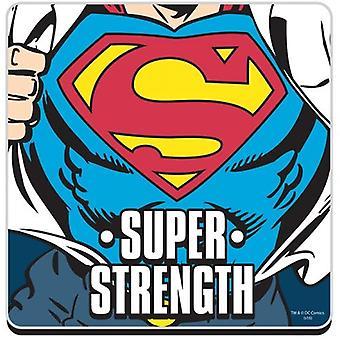Super man officiella D.C. Comics Coaster