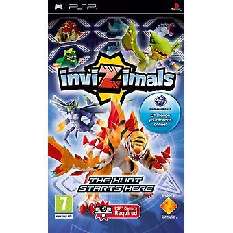 Invizimals (PSP)-nytt