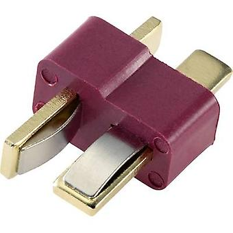 Reely 1373214 Batteriestecker T Stecker Vergoldet 1 Stk.