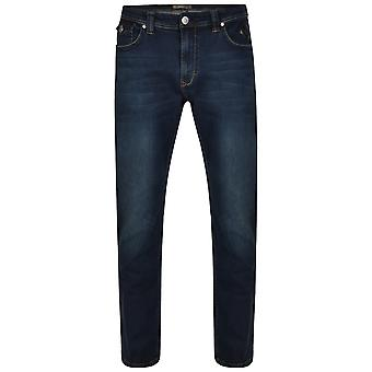 Kam Jeanswear Mens Vincent Tall Fit Stretch Jeans