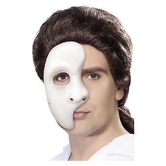 Mens-Phantom der Oper Maske Kostüm Zubehör