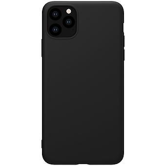 NILLKIN iPhone 11 Pro Max Rubberized TPU-Noir