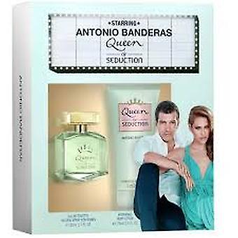 Antonio Banderas Królowa Uwodzenia Prezent Zestaw 80ml EDT + 150ml Dezodorant Spray