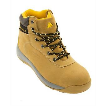 Delta Plus Unisex Nubuck Leather Hiker Safety Boots