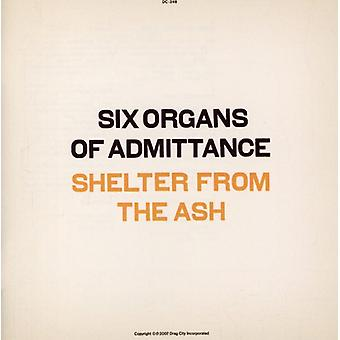 Six Organs of Admittance - Shelter From the Ash [CD] USA import