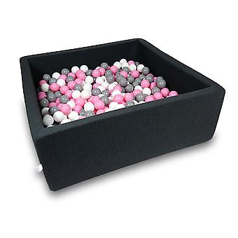 XXL Ball Pit Pool - Graphite #41 + bag