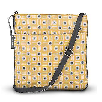 Nicky James Mustard Pot Medium Crossbody Bag