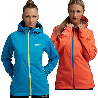 Regatta Womens Airglow Lightweight Jacket Performance Waterproof