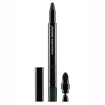 Shiseido InkArtist Shadow, Liner, Brow 06 Birodo Green 0.02oz / 0.8g