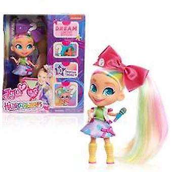 Jojo Siwa D.r.e.a.m Limited Edition Hairdorables Doll - Skirt Outfit Toy