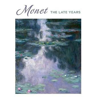 Claude Monet the Late Years Boxed Notecard Assortment by Illustrated by Claude Monet