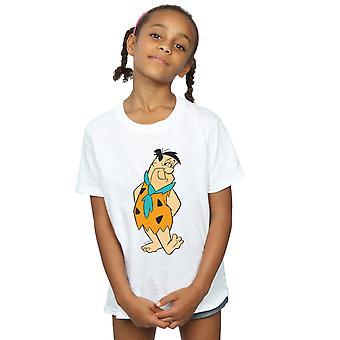 The Flintstones Girls Fred Flintstone Kick T-Shirt