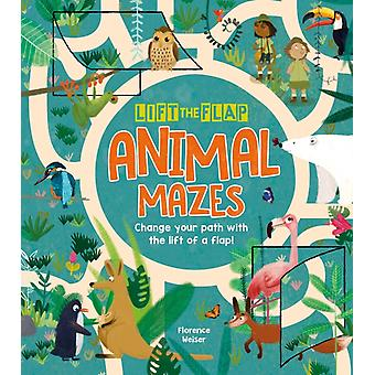 LifttheFlap Animal Mazes by Florence Weiser