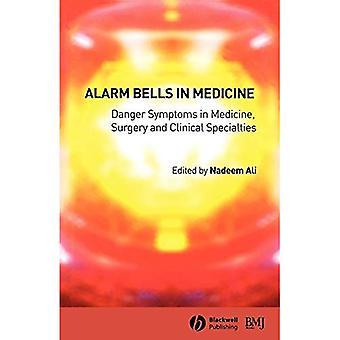 Alarm klokker i medicin: fare symptomer i medicin, kirurgi og klinisk specialiteter