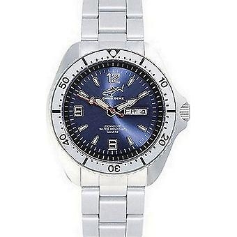 Chris Benz watch diver watch one CBO-B-MB-SI