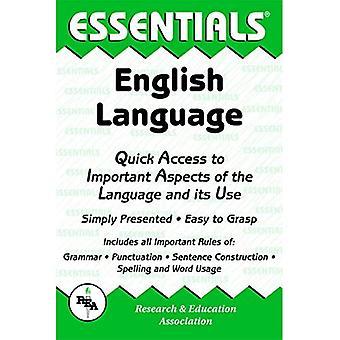 English Language (Essential Series)