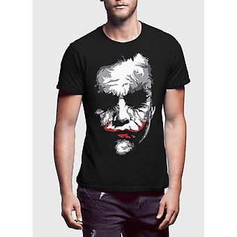 Manches moitié de joker Heath t-shirt