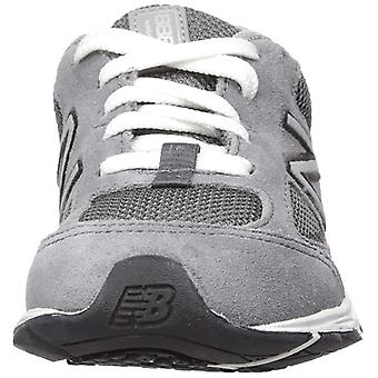 New Balance Boys' 888v2 Running Shoe, Dark Grey/Grey, 2 W US Infant