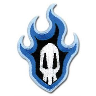 Patch - Bleach - Skull Logo Sign Iron-on New Toys Gift Anime Licensed ge7188