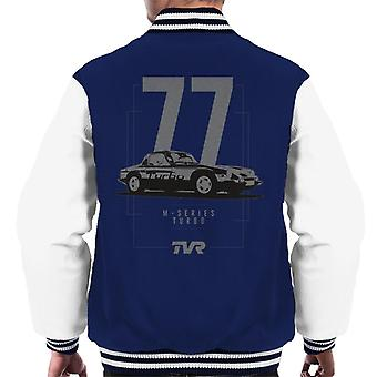 TVR M Series Turbo Men's Varsity Jacket