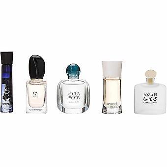 Giorgio Armani The Women's Collection Miniature Fragrance Gift Set