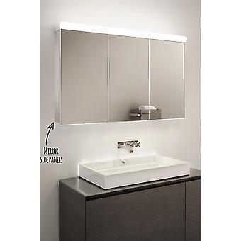 Ambient Demist Cabinet With Under Lighting, Sensor & Shaver k506w