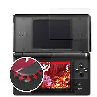 atFoliX Glass Protector compatible with Nintendo DS-Lite Glass Protective Film 9H Hybrid-Glass