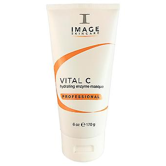 Image vital c hydrating enzyme face masque professional 6 oz