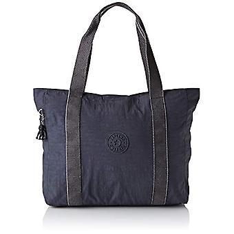Kipling ASSENI Beach Bag 49 cm 20 l Grey (NIGHT GREY)