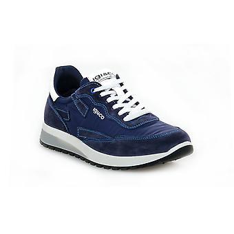 Igi & co sar blauwe schoenen