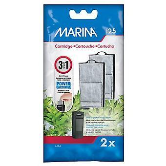 Marina Cartucho para Filtro I25 (Peixe , Filtros e bombas , Material do filtro)