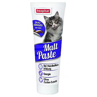 Beaphar Hairball Paste 2 in 1 (Cats , Cat Nip, Malt & More)