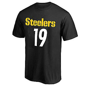 Juju Smith-Schuster Pittsburgh Steelers #19 Black Youth, Black, Size Small (8)