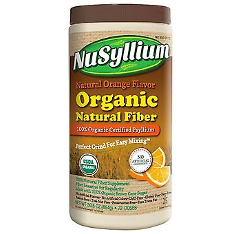 Integratore di Nusyllium organico naturale fibra arancione, 30,5 oz