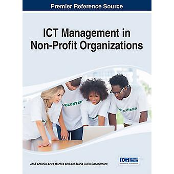 Ict Management in NonProfit Organizations by ArizaMontes