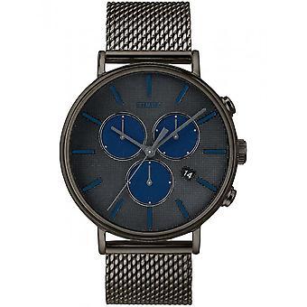 Timex الرجال ووتش TW2R98000 كرونوغراف