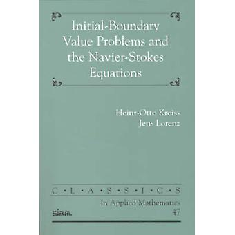 Initial-Boundary Value Problems and the Navier-Stokes Equations by He