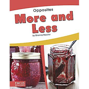 Opposti - More and Less by -Brienna Rossiter - 9781641854078 Libro
