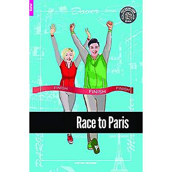 Race to Paris - Foxton Reader Starter Level (300 Headwords A1) with f