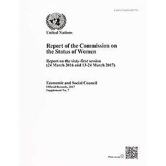 Commission on the Status of Women - report on the sixty-first session