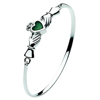 Heritage - Women's bracelet with agate - silver sterling 925